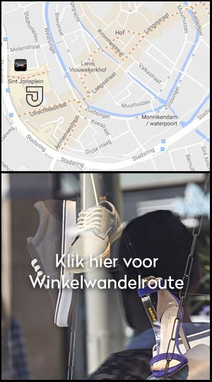 Winkelwandelroute Amersfoort Sint Jorisplein