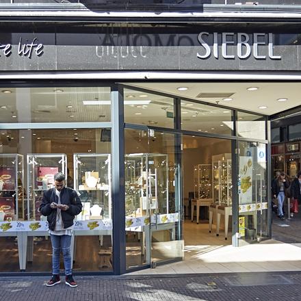 Siebel Juweliers Amersfoort
