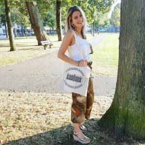 Rachel Heek Styliste en vlogster Sint Jorisplein Amersfoort