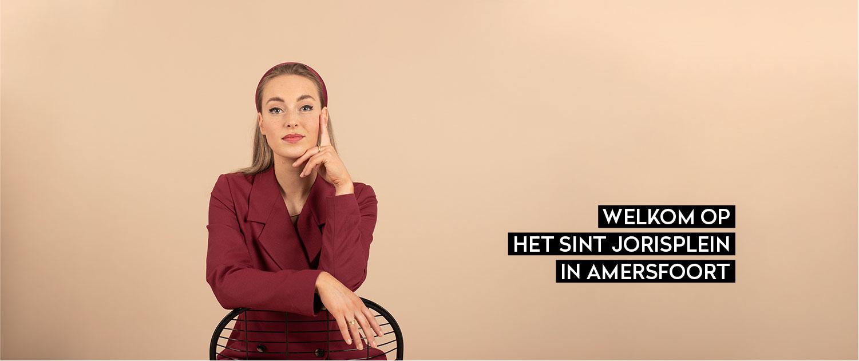 Het Sint Jorisplein is dé plek waar iedereen terecht kan, iedereen welkom is en waar jij jezelf kunt zijn. #BeYourself