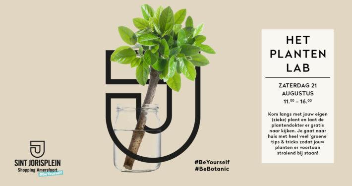 Plantenlab Plantendokter Sint Jorisplein